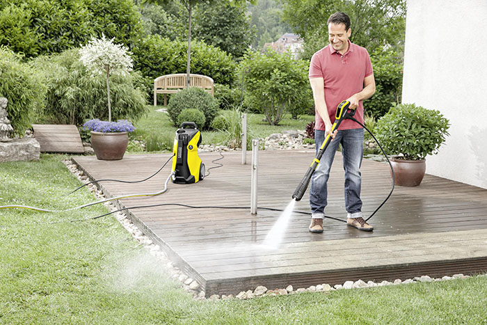 home garden plus karcher leszno