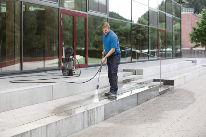 Myjka Karcher HD 5/15