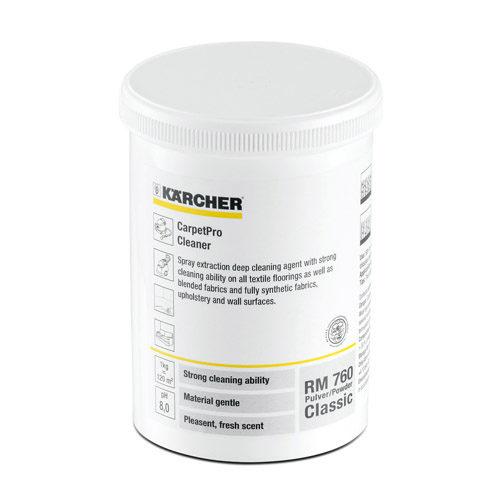 CarpetPro RM 760 Classic Środek czyszczący – proszek, 0,8 kg